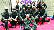 Decatur-based Grace Dance Group joins the lineup with Detroit-style ballroom dancing.