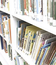 The Governor's Office of Community Initiatives coordinated with B.I.G., or Books for International Good Will (Rotary Club Parole Annapolis), Goodwill Greater Washington (Prince George's County), and Velocity of Books to provide access to books for children across Maryland.