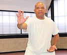 Master Heg Robinson teaches tai chi out of his Roxbury studio