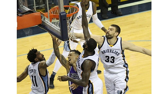 The Memphis Grizzlies are relying on 3-pointers as an offensive weapon this season, and the green light even extends to ...