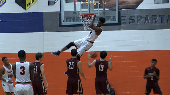 The Romeoville Spartans (11-7) reached six wins in a row on Saturday night with a 51-45 victory over St. Ignatius.