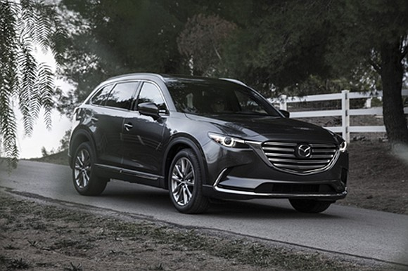 Mazda introduced its mid-size three row crossover vehicle, the CX-9, in 2006. The automaker redesigned it for the 2016 model ...