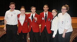 Milton Hershey School Students Receive 14 Medals at District SkillsUSA Contest.Students gained career exposure and tested their abilities in various career fields.