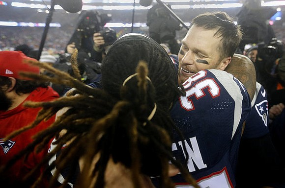 The New England Patriots scored the first 19 points of the second half to turn a tight contest into a ...