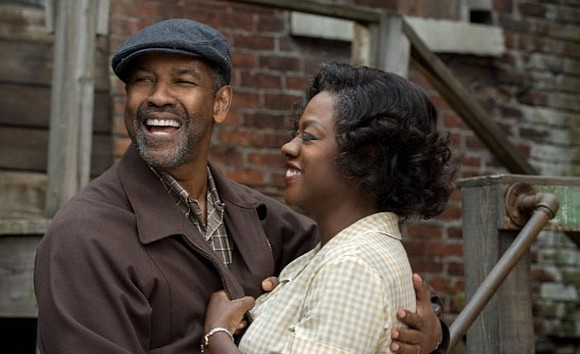 """Bringing August Wilson's play to the screen with considerable power if not much imagination, star-director-producer Denzel Washington turns """"Fences"""" into ..."""