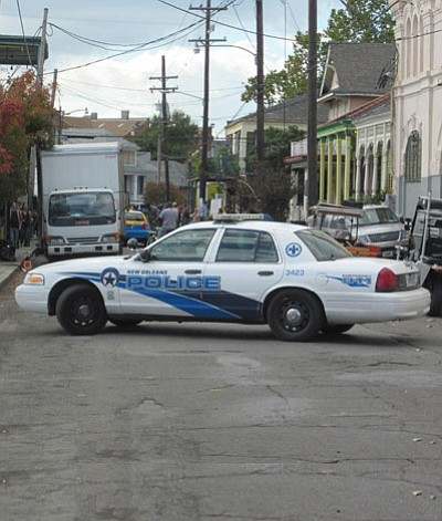 Today, Mayor Mitch Landrieu joined Governor John Bel Edwards, NOPD Superintendent Michael Harrison, Louisiana State Police Superintendent Col. Mike Edmondson, ...