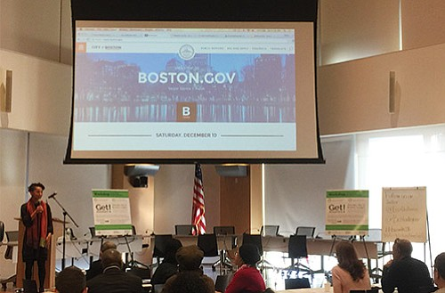 Boston has 40,000 small businesses that provide some 170,000 jobs, nearly half of all employment in the city, according to ...