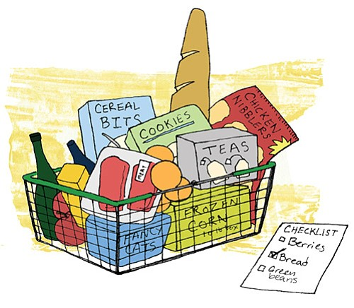 Supermarkets are designed to pique your interest into purchasing more items than originally intended. The ideal way to prevent overspending ...