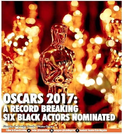 After much backlash, it seems the Oscars have finally got a touch of melanin. This year's Oscars list has a ...