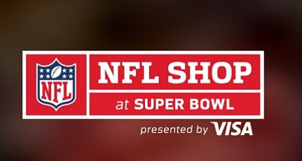 NFL SHOP at Super Bowl presented by Visa, opens Saturday, January 28 at George R. Brown Convention Center, and serves ...