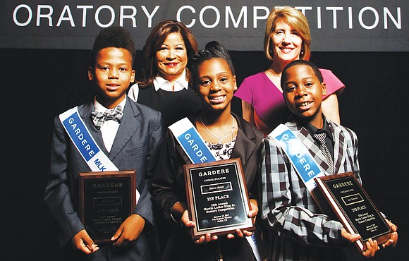 The 25th annual Gardere MLK Jr. Oratory Competition, established in 1993, is hosted in conjunction with Martin Luther King Jr. ...