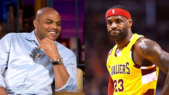 "After years of being fodder for Charles Barkley to comment on in his role as an analyst on TNT's ""Inside ..."