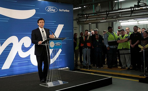 In response to President Donald Trump's controversial immigration ban from seven predominantly Muslim countries, Ford Motor Co. CEO Mark Fields ...