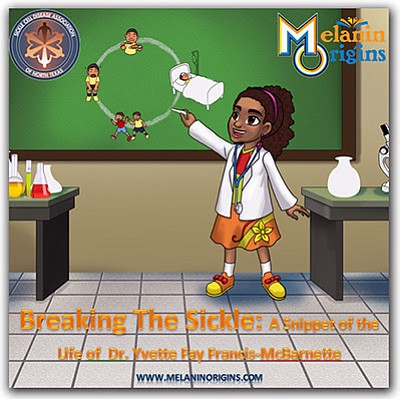 Melanin Origins LLC, a children's book company that writes biographies of African-American leaders, has partnered with Sickle Cell Disease Association ...