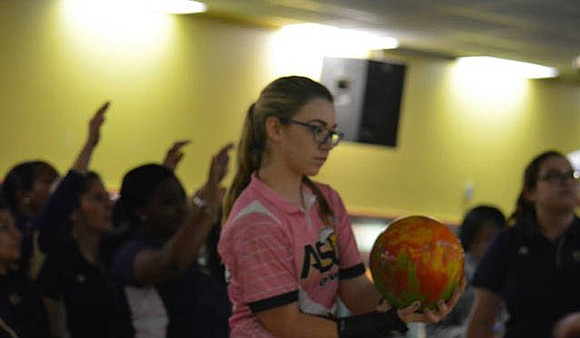 The Alabama State women's bowling team capped off its weekend with two wins to capture the Rattler Invitational title on ...