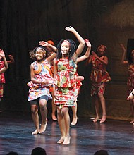 The Kukatonon Children's African Dance Troupe presents its annual benefit on Saturday, Feb. 4 at the Madeleine Parish Hall, 3123 N.E. 24th Ave.