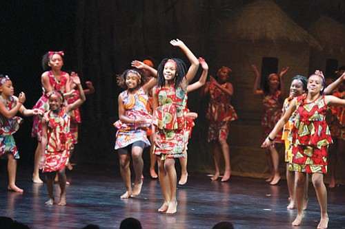 The Kukatonon Children's African Dance Troupe presents its annual benefit on Saturday, Feb. 4 at the Madeleine Parish Hall, 3123 ...