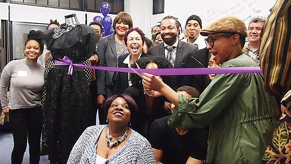 A year-and-a-half into its operation, the Fairmount Innovation Lab seems to be thriving, with nine businesses and artists employing 15 ...