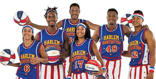 The world famous Harlem Globetrotters, featuring some of the most electrifying athletes on the planet, will bring their spectacular show ...