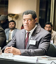 "Madiba"" provides a handsome centerpiece to BET's Black History Month lineup, solidly chronicling Nelson Mandela's struggles against Apartheid over three nights, with Laurence Fishburne playing the South African leader."