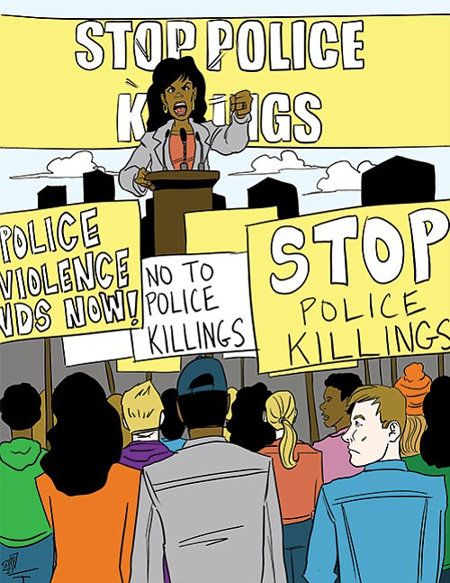 Despite great public awareness of the violence between the police and unarmed blacks, the incidents continue. President Trump seems to ...