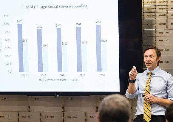 A new study from the University of Chicago Crime Lab discovered a rise in Chicago's gun violence in 2016. The ...