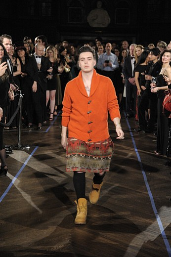 "Talk about a sizzling Scottish fashion show and fundraiser! Last weekend's ""Dressed to Kilt"" fashion affair kicked off New York ..."