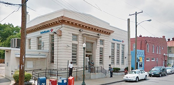 The last Bank of America branch located in a majority African-American neighborhood of Richmond is scheduled to close in two ...