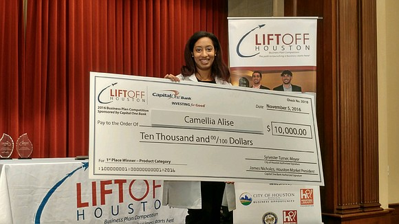The City of Houston and Capital One Bank hosted its the fourth year of the Liftoff Houston Business Plan Competition: ...