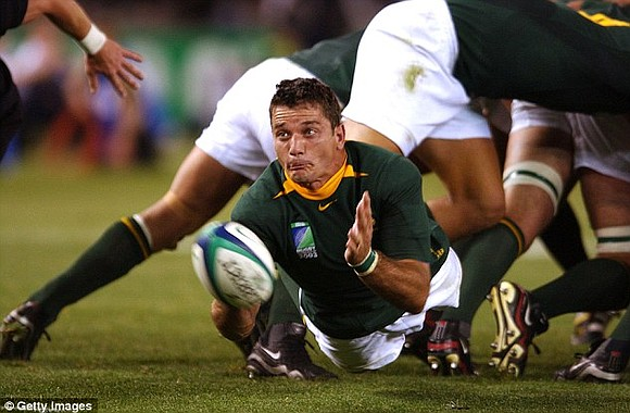 Former South Africa rugby great Joost van der Westhuizen has died aged 45 after losing his battle with motor neurone ...