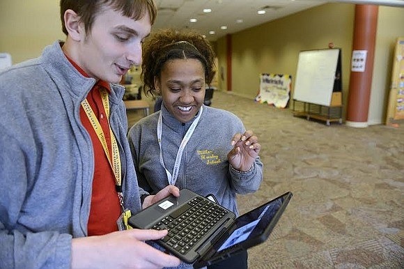 Computer Technology students prepare for future careers through new technology tools