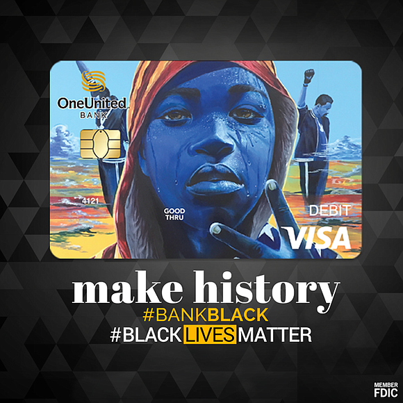 In celebration of Black History Month, OneUnited Bank partners with #BlackLivesMatter to organize black America's spending power and launch the ...