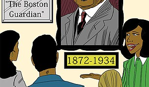 """""""Trotter's name is still very much revered in Boston."""""""