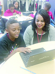 Magnet school is first in state to honor black U.S. president