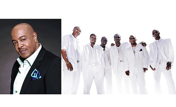 Iconic crooner Peabo Bryson and New Edition, the band of young men that took the country by storm in the ...
