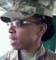 Staff Sgt. Chaunsey Logan (YouTube screenshot)