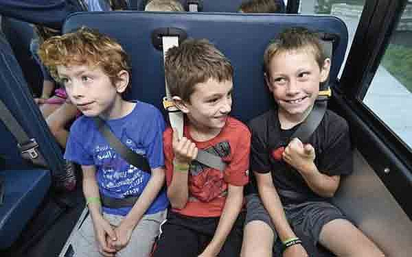 Seat belts protected children in local school bus crash | Our Weekly ...