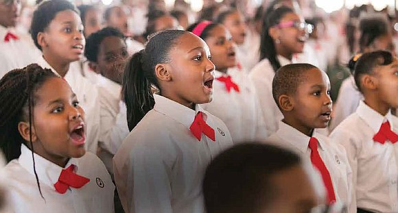 In celebration of Black History Month, the Chicago Children's Choir (CCC) will perform February 22nd and 23rd at the Symphony ...
