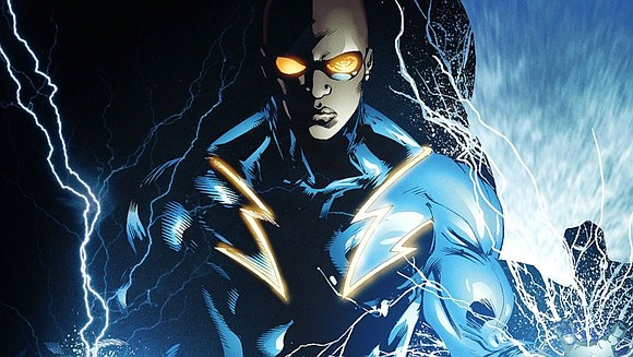 """DC Comics drama """"Black Lightning,"""" from executive producers Mara Brock Akil and husband/producing partner, Salim Akil (""""Girlfriends,"""" """"The Game,"""" """"Being ..."""