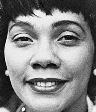 Civil Rights icon Coretta Scott King wrote the letter in 1986 urging a Republican-controlled Senate Judiciary Committee to reject then U.S. Attorney Sessions' nomination for a district court judgeship. (Library of Congress/Wikimedia Commons)