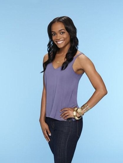 "Rachel Lindsay, the first black ""Bachelorette"", calls into the TJMS to talk about her big debut on the popular TV ..."
