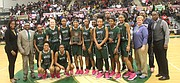 The Spartans shook off the rust and rolled to the AAA title. (Photo: Terry Davis)