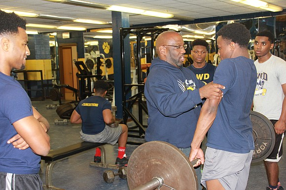 Coach Damien Wimes retuns to Southwest DeKalb High School to Continue Winning Tradition: As the newest caretaker to this fiercely ...