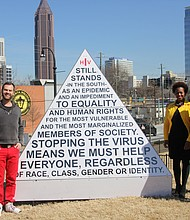 Nicole Roebuck, executive director, AID Atlanta