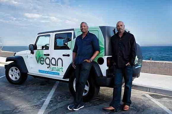 Kareem Cook and Claude Tellis, are two entrepreneurs, who are on a mission to save more black lives by changing ...