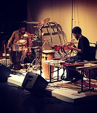 """Ancestral Duo spoke as one of the presenters at """"Black Lives Matter: Music, Race and Justice"""" at Harvard University."""