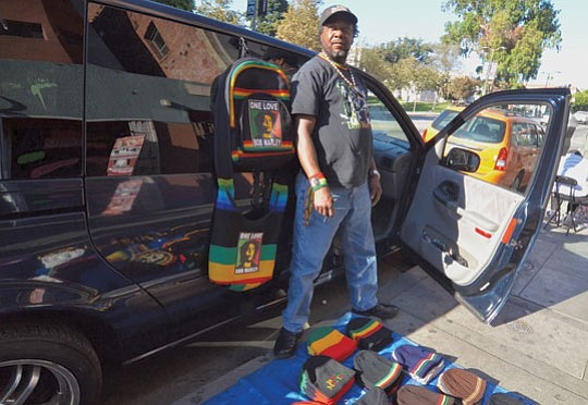 The City Council on Wednesday approved two ordinances decriminalizing street vending in Los Angeles. The practice is still outlawed but ...
