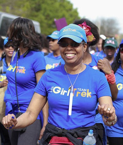 Walking can save the world. This statement is how T. Morgan Dixon, the Co-Founder of GirlTrek inspired an audience in ...