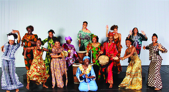 The award-winning all-female Giwayen Mata African Dancers will lecture about Africa and the Diaspora and perform on Feb. 25 at ...
