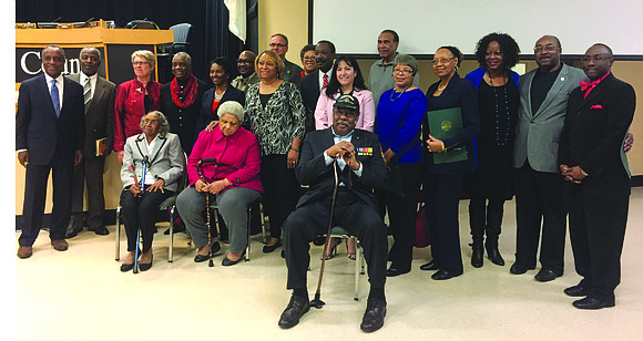 A freedom rider, a pioneering mayor, a disability advocate, and a retired military officer were among seven DeKalb residents honored ...
